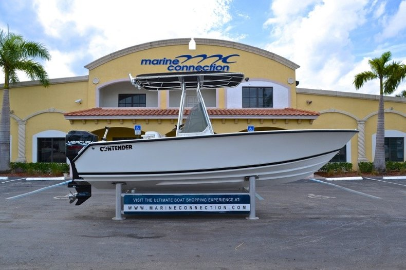 Photo for 1995 Contender 21 Open Fish Center Console
