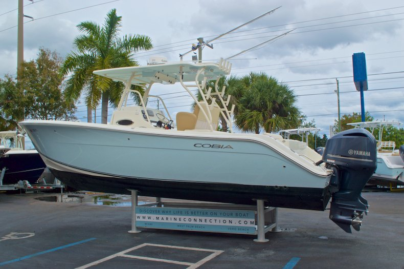 Thumbnail 6 for Used 2013 Cobia 296 Center Console boat for sale in West Palm Beach, FL