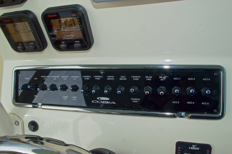Thumbnail 45 for Used 2013 Cobia 296 Center Console boat for sale in West Palm Beach, FL