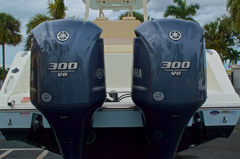Thumbnail 8 for Used 2013 Cobia 296 Center Console boat for sale in West Palm Beach, FL