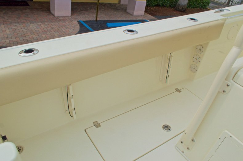 Thumbnail 33 for Used 2013 Cobia 296 Center Console boat for sale in West Palm Beach, FL