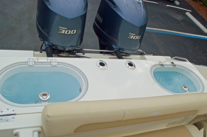 Thumbnail 24 for Used 2013 Cobia 296 Center Console boat for sale in West Palm Beach, FL