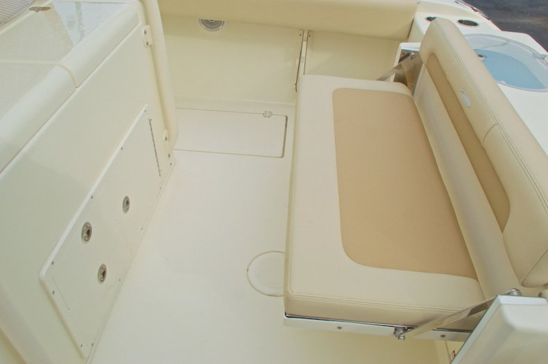 Thumbnail 23 for Used 2013 Cobia 296 Center Console boat for sale in West Palm Beach, FL