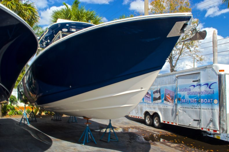 Thumbnail 1 for New 2016 Cobia 344 Center Console boat for sale in West Palm Beach, FL