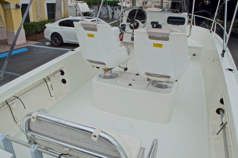 Thumbnail 9 for Used 2007 Sailfish 198 Center Console boat for sale in West Palm Beach, FL