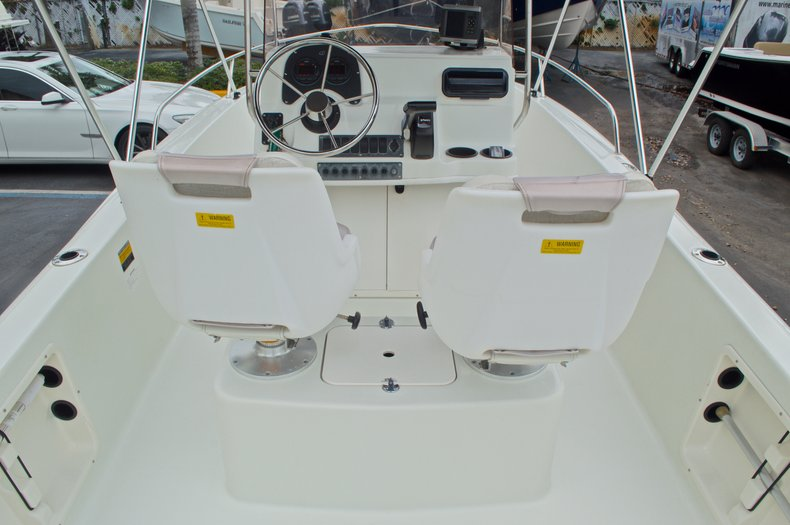 Thumbnail 10 for Used 2007 Sailfish 198 Center Console boat for sale in West Palm Beach, FL