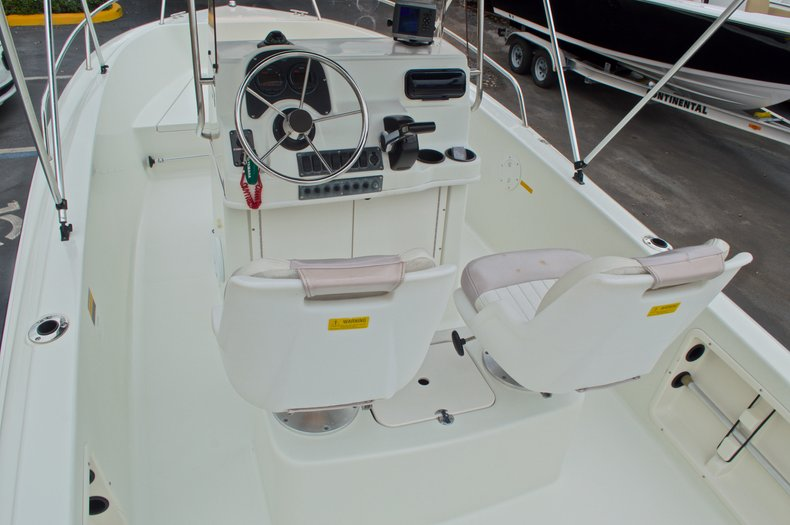 Thumbnail 11 for Used 2007 Sailfish 198 Center Console boat for sale in West Palm Beach, FL