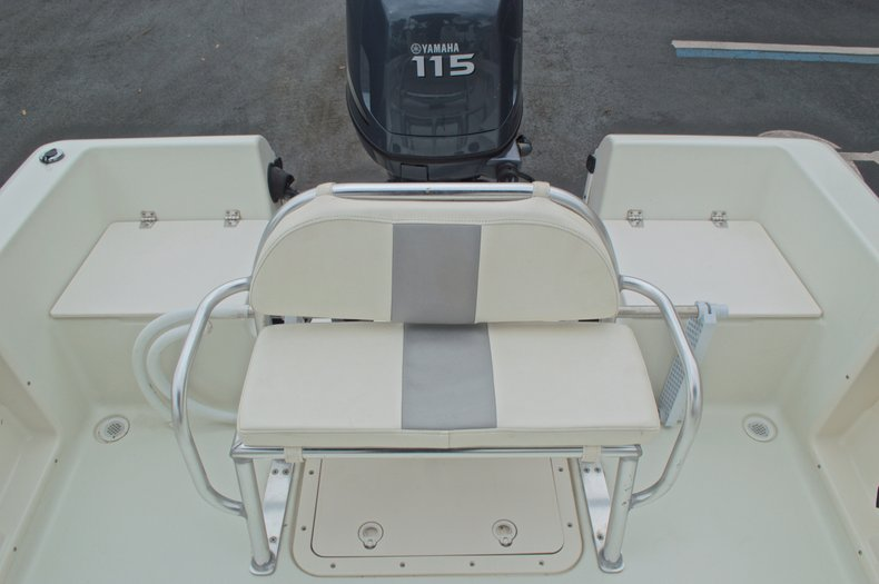 Thumbnail 13 for Used 2007 Sailfish 198 Center Console boat for sale in West Palm Beach, FL