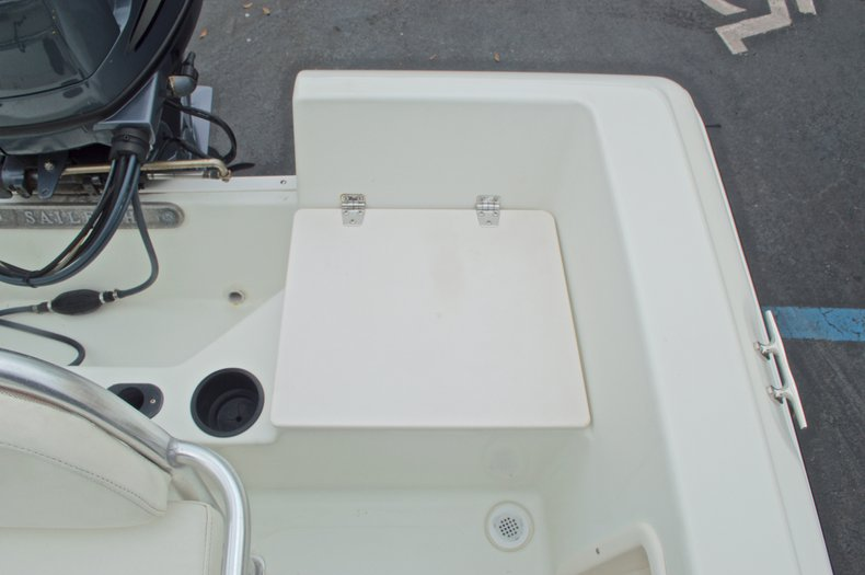 Thumbnail 17 for Used 2007 Sailfish 198 Center Console boat for sale in West Palm Beach, FL