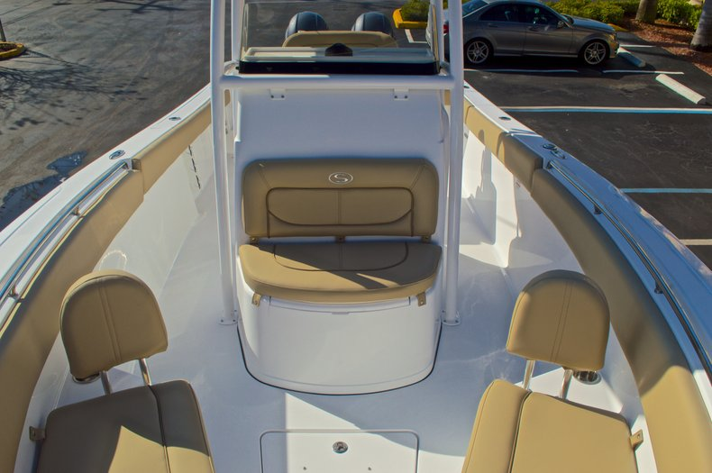 Thumbnail 62 for New 2016 Sportsman Heritage 251 Center Console boat for sale in West Palm Beach, FL