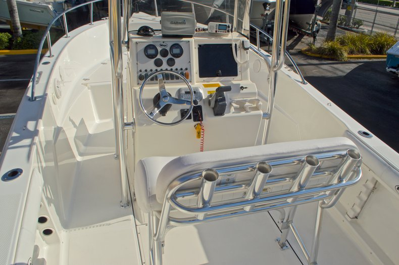 Thumbnail 9 for Used 2009 Key West 225 Center Console boat for sale in West Palm Beach, FL