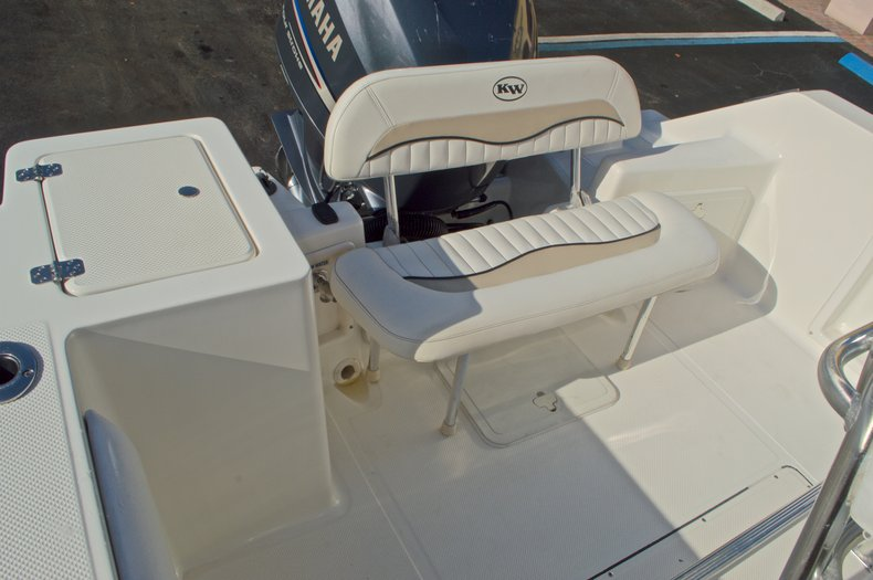 Thumbnail 12 for Used 2009 Key West 225 Center Console boat for sale in West Palm Beach, FL