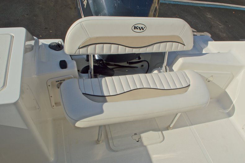 Thumbnail 15 for Used 2009 Key West 225 Center Console boat for sale in West Palm Beach, FL