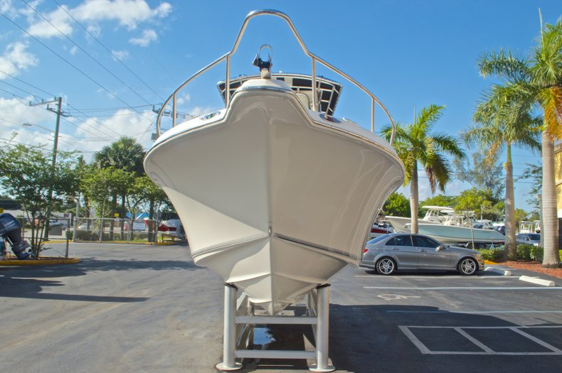 Thumbnail 2 for Used 2009 Key West 225 Center Console boat for sale in West Palm Beach, FL