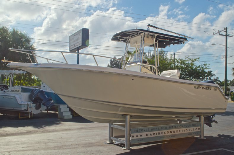 Thumbnail 4 for Used 2009 Key West 225 Center Console boat for sale in West Palm Beach, FL