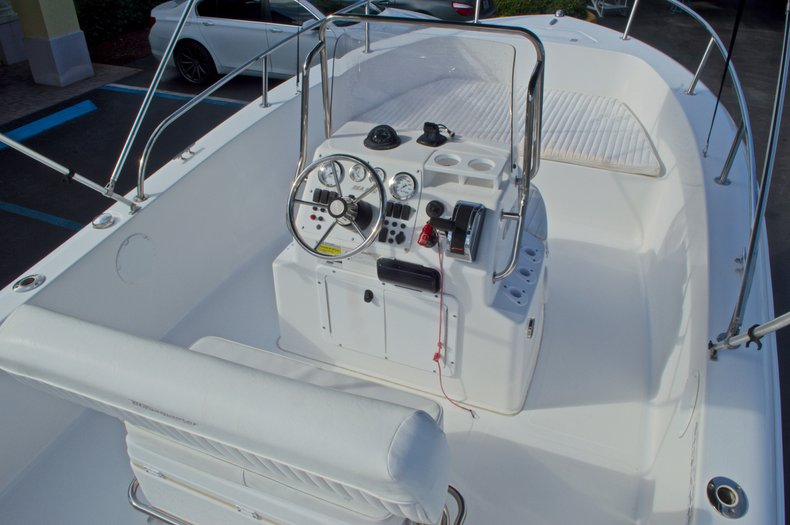 Thumbnail 12 for Used 2007 Sea Pro 186 Center Console boat for sale in West Palm Beach, FL