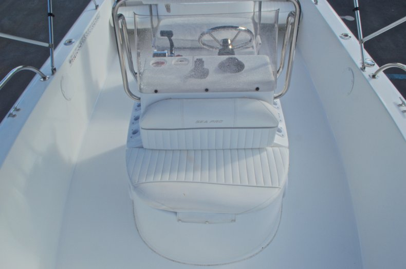 Thumbnail 28 for Used 2007 Sea Pro 186 Center Console boat for sale in West Palm Beach, FL