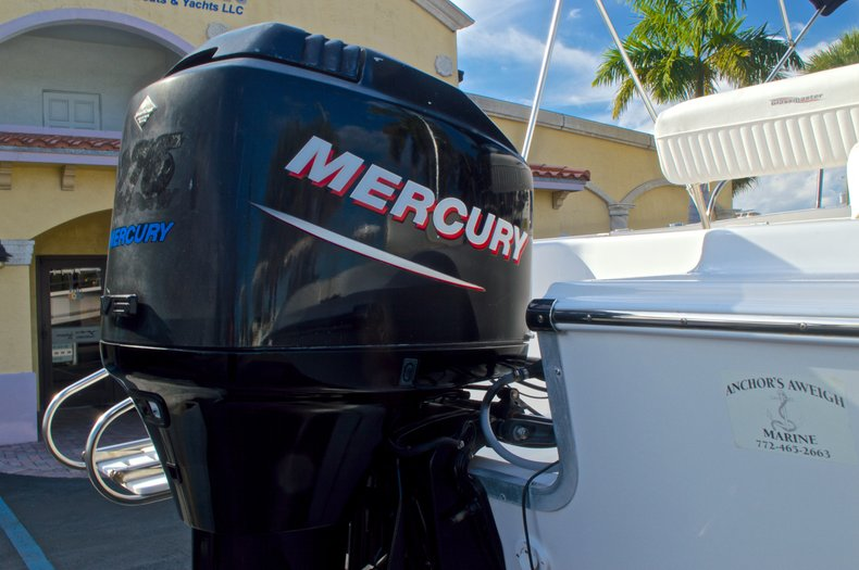 Thumbnail 7 for Used 2007 Sea Pro 186 Center Console boat for sale in West Palm Beach, FL