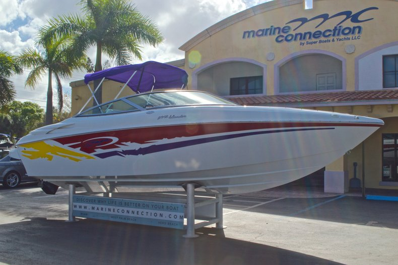 Thumbnail 1 for Used 2003 Baja 242 Islander boat for sale in West Palm Beach, FL