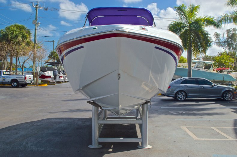 Thumbnail 2 for Used 2003 Baja 242 Islander boat for sale in West Palm Beach, FL