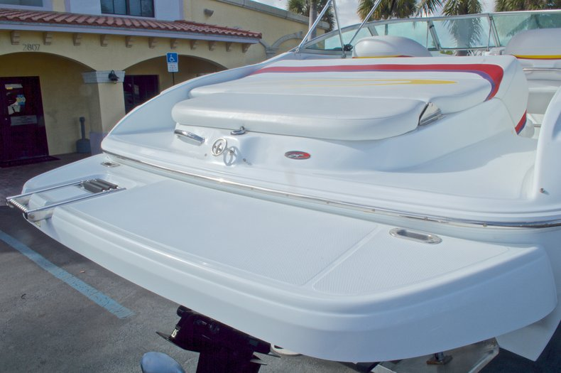 Thumbnail 18 for Used 2003 Baja 242 Islander boat for sale in West Palm Beach, FL