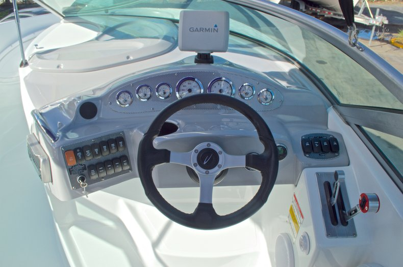 Thumbnail 35 for Used 2003 Baja 242 Islander boat for sale in West Palm Beach, FL