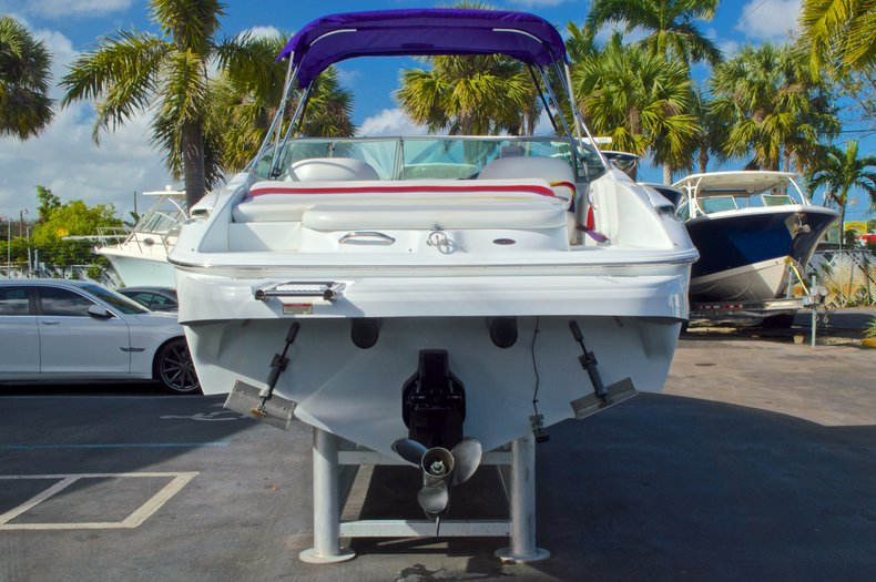 Thumbnail 7 for Used 2003 Baja 242 Islander boat for sale in West Palm Beach, FL