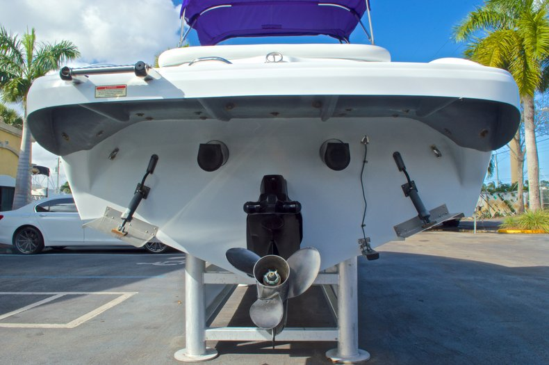 Thumbnail 8 for Used 2003 Baja 242 Islander boat for sale in West Palm Beach, FL