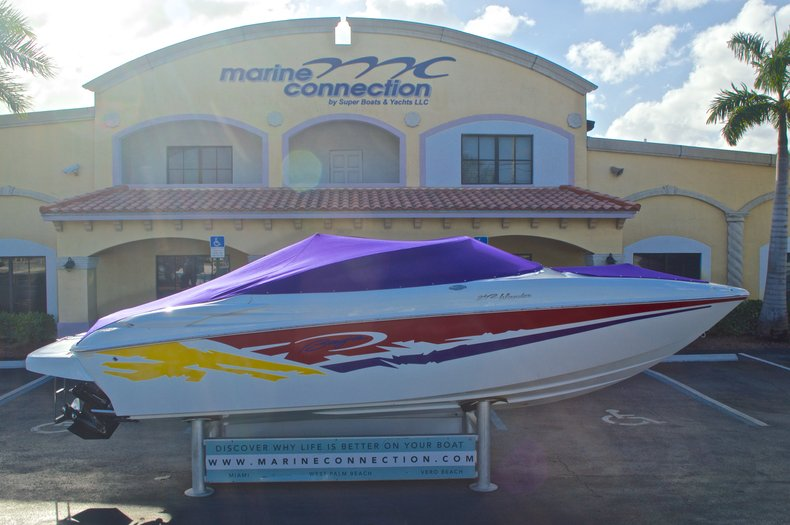 Thumbnail 10 for Used 2003 Baja 242 Islander boat for sale in West Palm Beach, FL