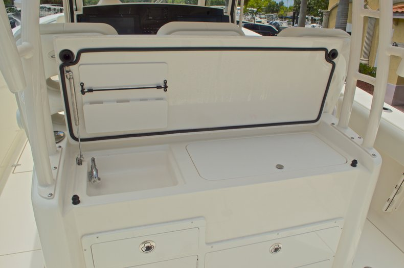 Thumbnail 34 for New 2016 Cobia 344 Center Console boat for sale in West Palm Beach, FL