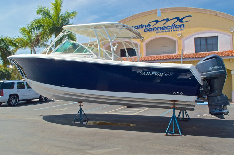 New 2016 Sailfish 325 Dual Console Boat For Sale In West