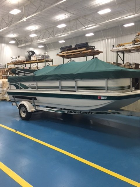 Thumbnail 32 for Used 1997 Hurricane Fun Deck 196LC boat for sale in West Palm Beach, FL