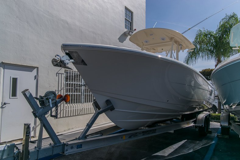 Thumbnail 1 for New 2016 Cobia 277 Center Console boat for sale in West Palm Beach, FL