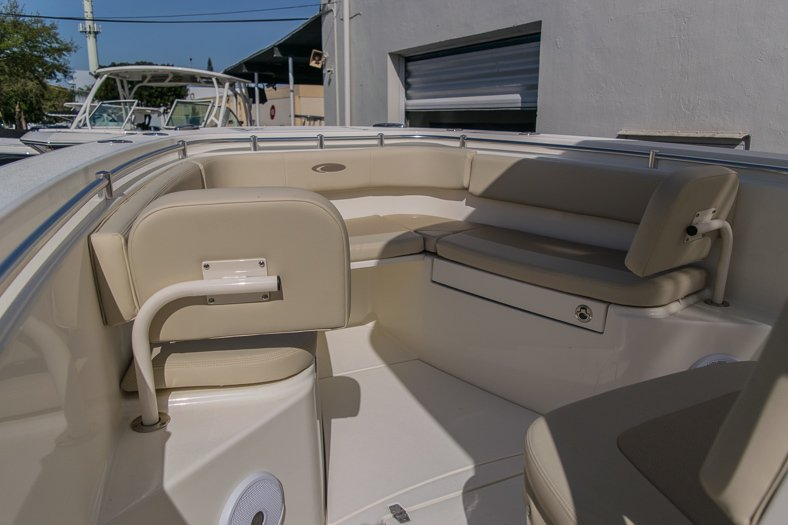 Thumbnail 14 for New 2016 Cobia 277 Center Console boat for sale in West Palm Beach, FL