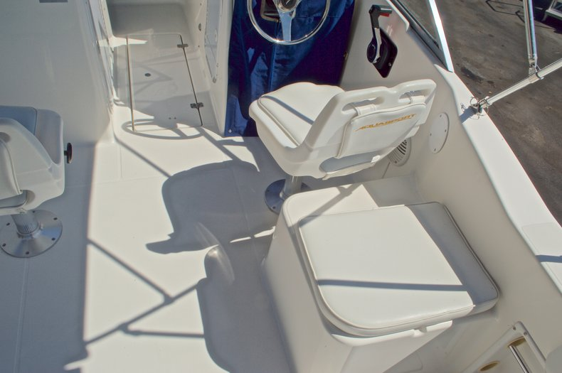 Thumbnail 24 for Used 2000 Aquasport 215 Osprey Sport DC boat for sale in West Palm Beach, FL