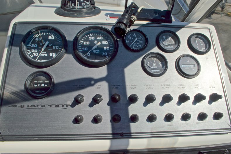 Thumbnail 34 for Used 2000 Aquasport 215 Osprey Sport DC boat for sale in West Palm Beach, FL