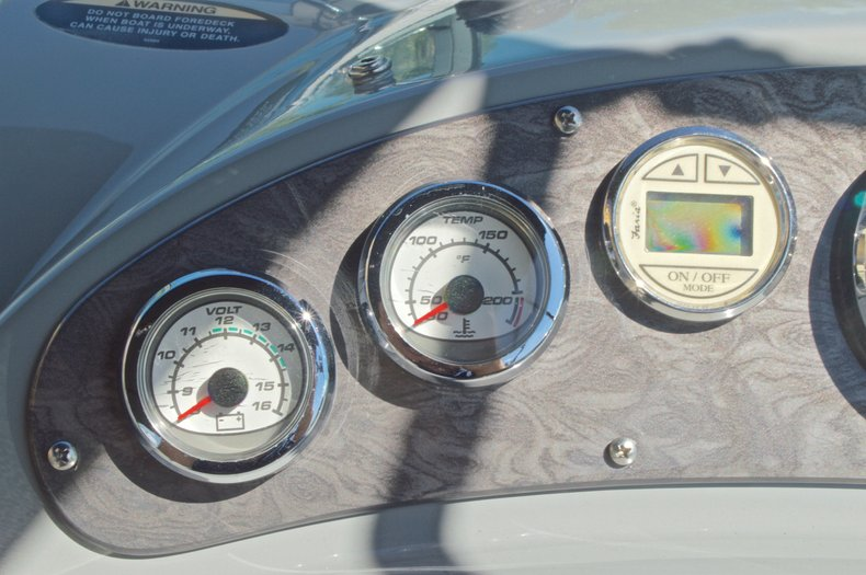 Thumbnail 29 for Used 2007 Maxum 2400 SE boat for sale in West Palm Beach, FL