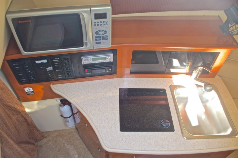 Thumbnail 44 for Used 2007 Maxum 2400 SE boat for sale in West Palm Beach, FL