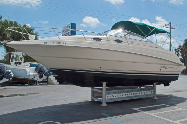 Thumbnail 4 for Used 2002 Monterey 262 Cruiser boat for sale in West Palm Beach, FL