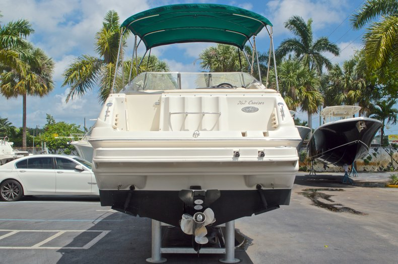 Thumbnail 7 for Used 2002 Monterey 262 Cruiser boat for sale in West Palm Beach, FL