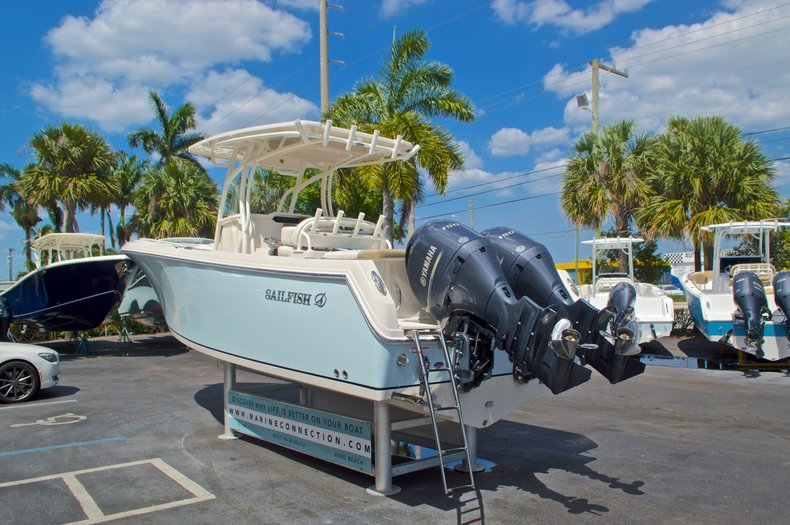 Thumbnail 5 for New 2016 Sailfish 270 CC Center Console boat for sale in West Palm Beach, FL