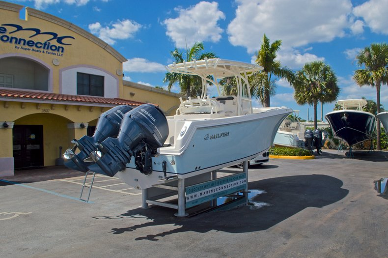 Thumbnail 7 for New 2016 Sailfish 270 CC Center Console boat for sale in West Palm Beach, FL