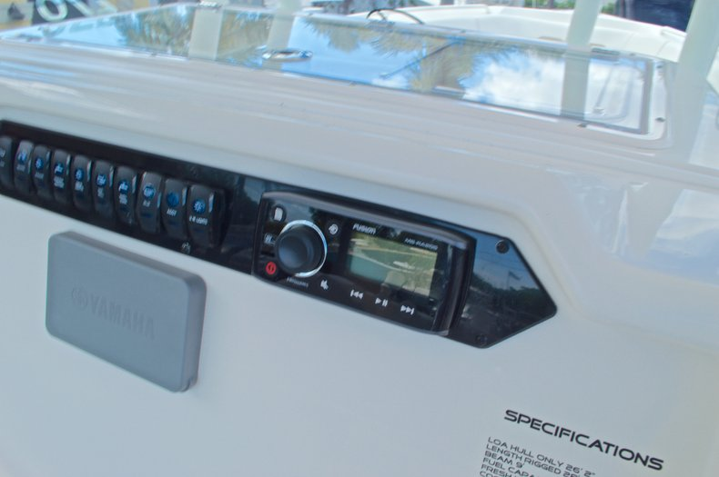 Thumbnail 19 for New 2016 Sailfish 270 CC Center Console boat for sale in West Palm Beach, FL