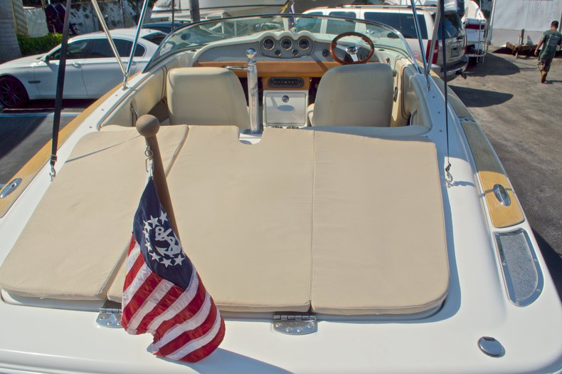 Thumbnail 19 for Used 2007 Chris-Craft 20 Speedster boat for sale in West Palm Beach, FL