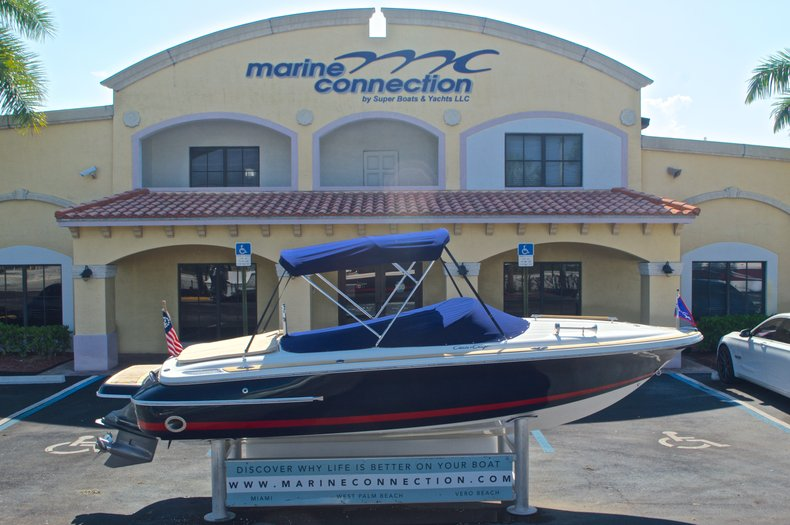 Used 2007 Chris-Craft 20 Speedster boat for sale in West Palm Beach