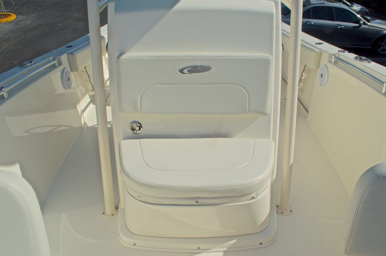 Thumbnail 41 for New 2016 Cobia 261 Center Console boat for sale in West Palm Beach, FL