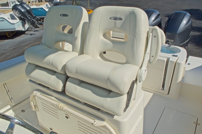 Thumbnail 29 for New 2016 Cobia 261 Center Console boat for sale in West Palm Beach, FL