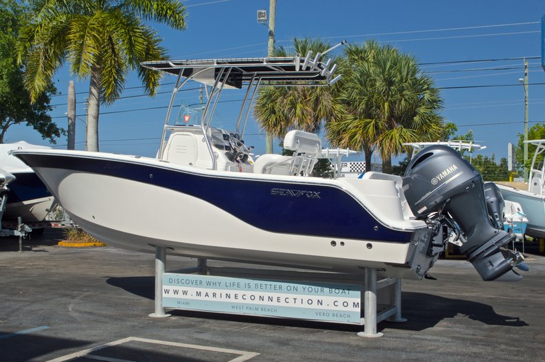 Thumbnail 6 for Used 2014 Sea Fox 226 Center Console boat for sale in West Palm Beach, FL