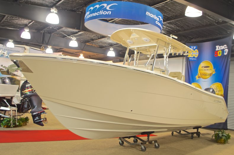 Thumbnail 9 for New 2016 Cobia 277 Center Console boat for sale in West Palm Beach, FL