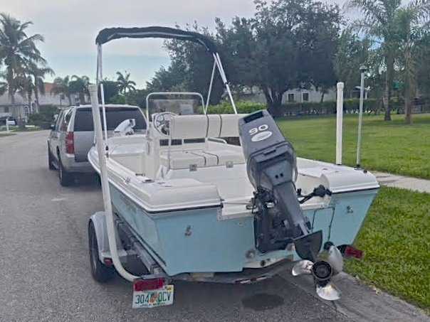 Thumbnail 2 for Used 2004 Sailfish 174 Center Console boat for sale in West Palm Beach, FL